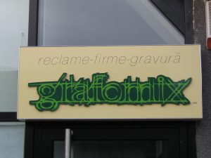 LITERE DIN POLISTIREN Grafomix